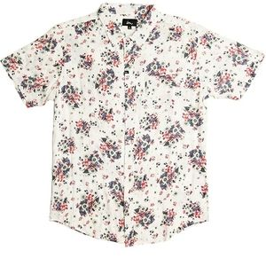 Imerprial Carlile Floral button down shirt